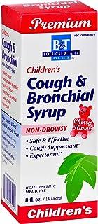 Boericke & Tafel Children's Cough & Bronchial 8 OZ