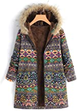 MEIbax Abrigos Mujer Invierno Womens Winter Warm Outwear con