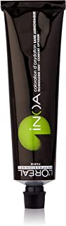 L'Oreal Professional Inoa Unisex Hair Color, 4.26 Iridescent Red Brown, 2 Ounce
