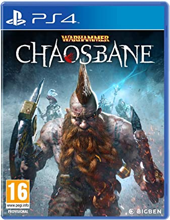 Warhammer: Chaosbane (PS4) (UK)
