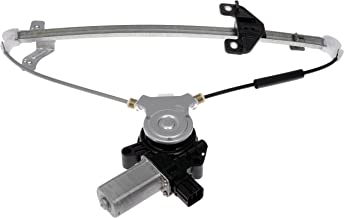 Dorman 748-044 Rear Driver Side Power Window Regulator and Motor Assembly for Select Honda Models