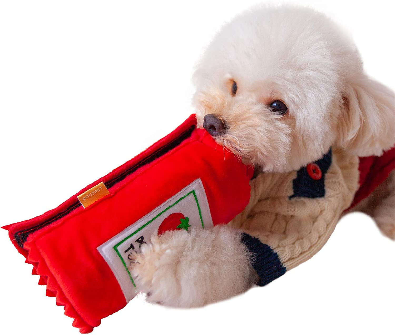 Dog Deluxe Puzzle Toys,Suitable for Small Medium Sized Dogs,Thr and Popular