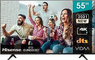 Hisense 55 inch 55A6GE UHD SMART TV(2021) HDR 10/HLG Wifi(2.4GHZ) Bluetooth5.0 DLNA 'HDCP 2.2 H.265 decoder