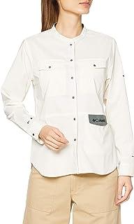 [コロンビア] セカンドヒル ウィメンズ ロングスリーブ シャツ PL0141 トレッキングシャツ レディース