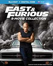 Fast & Furious 9-Movie Collection Digital