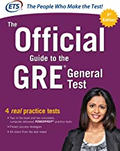 The Official Guide to the GRE General Test, Third Edition PDF