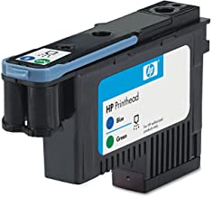 HP C9408A # Printhead (Blue/Green) in Retail Packaging