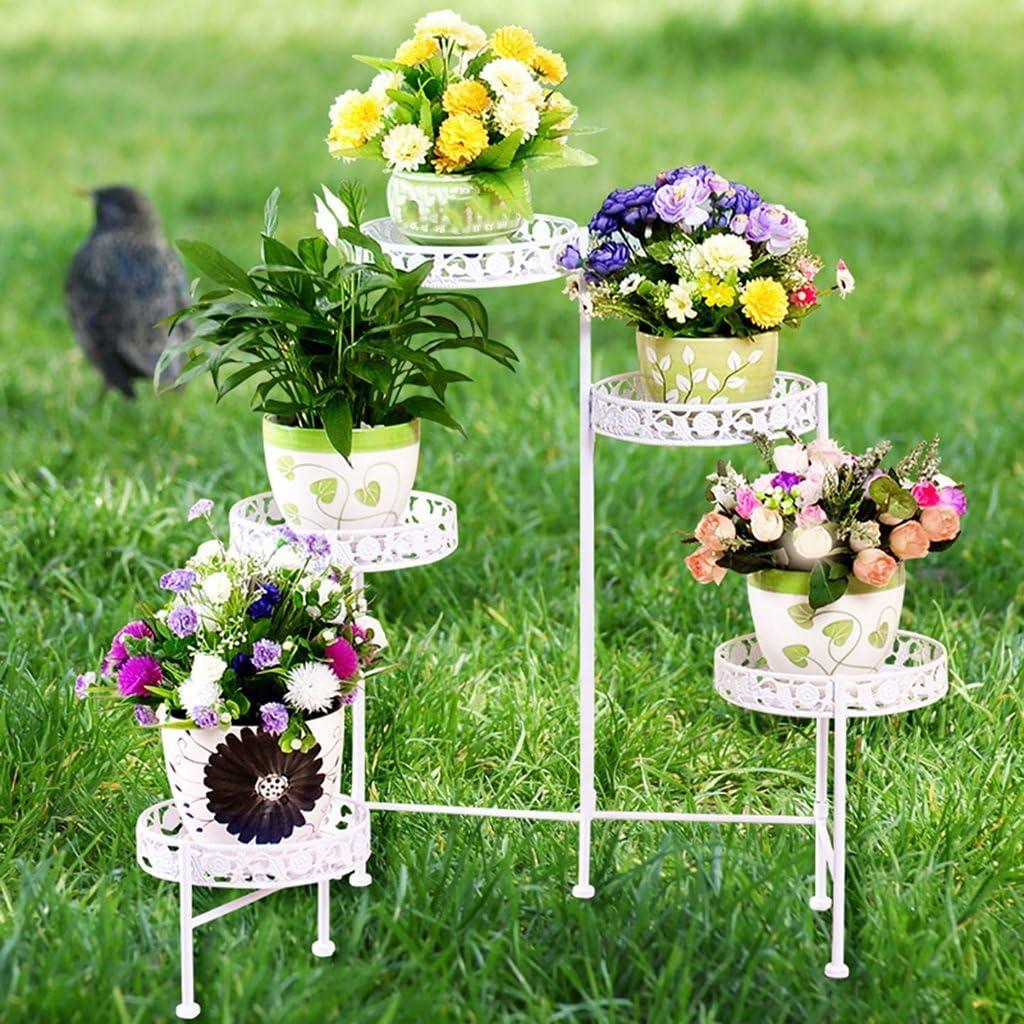 ZGP 5 ☆ popular ZRR-HAUAJIA Flower Stand Wrought Iron Combinati shipfree