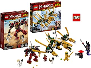 LEGO 70665 - 70666 Ninjago - Robot