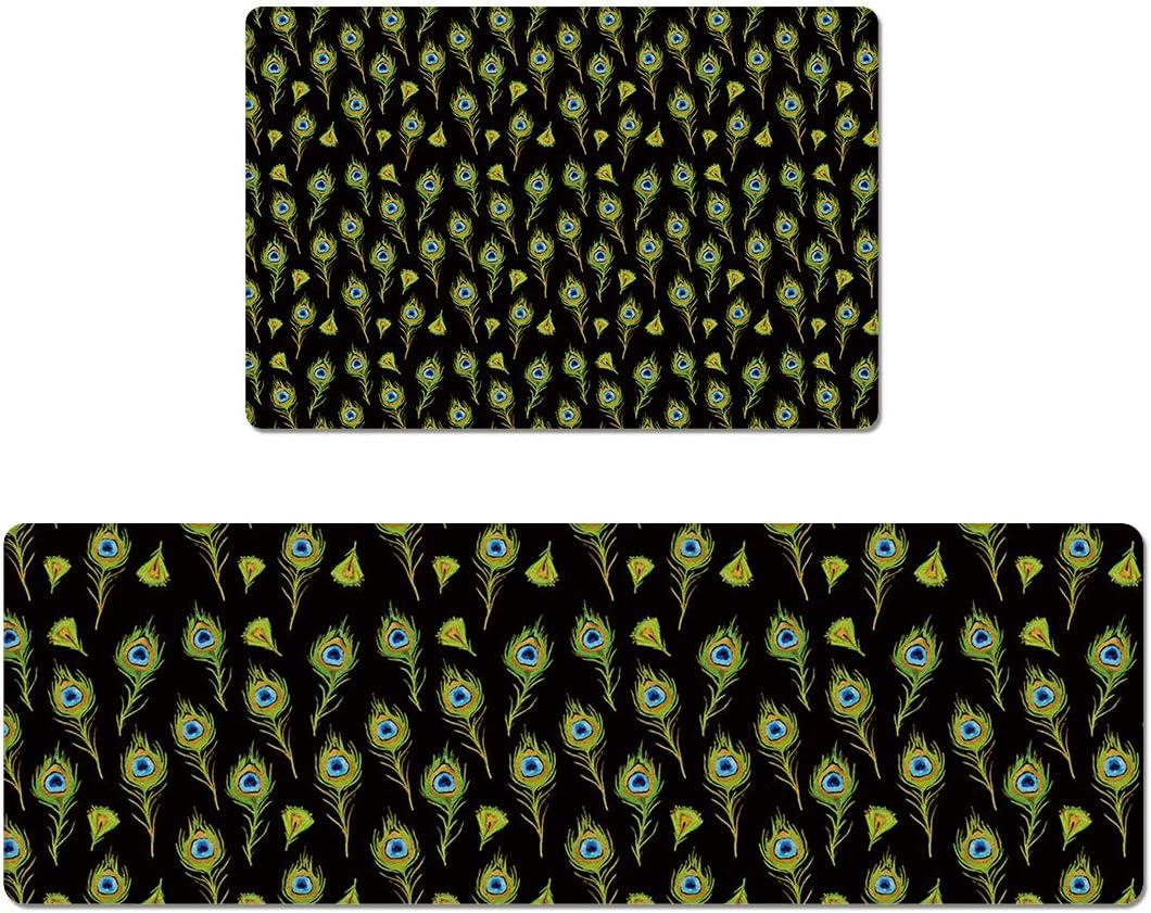 SODIKA 2 Pieces Anti Fatigue Kitchen New color 25% OFF Floor Waterpr Non Mats Slip