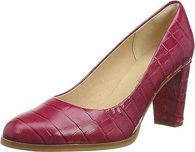 TALLA 42 EU. Clarks Kaylin Cara, Zapatos de tacón con Punta Cerrada Mujer