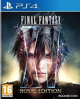 Final Fantasy XV - Edition Royale - PlayStation 4 [Edizione: Francia]