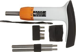 CDI Torque Products TorqControl TLA28NM Screwdriver, 2-8 Nm, 1/4-Inch Hex Magnetic Bit Shank with 6 Bits