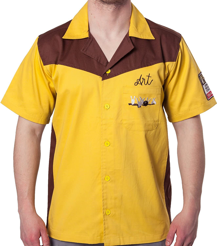 Ripple Junction Auténtica réplica gran Lebowski camiseta de bolos