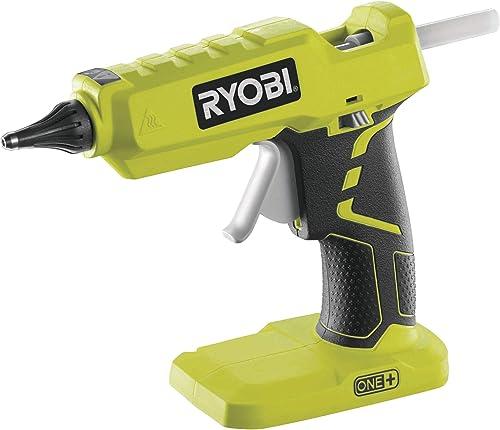 Ryobi R18GLU-0 Pistolet à Colle One+, 18 V, Multicolore