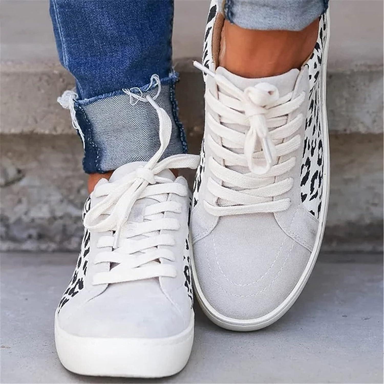 KOKDFE Women Spring Sacramento Mall Canvas Shoes Bargain Light Casua Flat Slip On Ladies