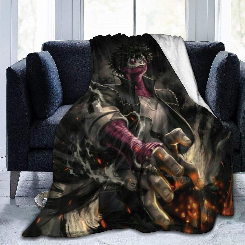 Wmake 引き出物 Daily Street Flannel Fleece 大人気! Heroaca Throw Blanket Funny B