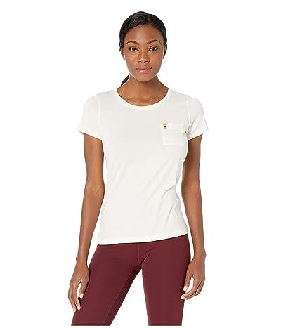 Fjallraven Ovik T-Shirt (Eggshell) Women