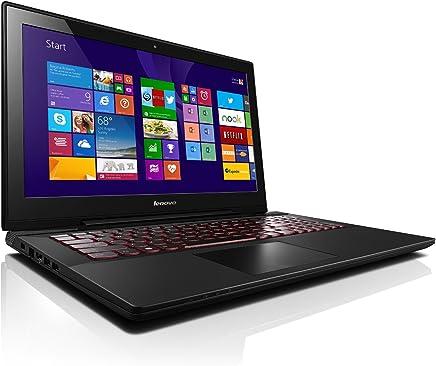 Lenovo Y50 4K UHD 15.6-Inch Gaming Laptop (Intel Core i7-4700HQ Processor, 16 GB RAM, 256GB Solid State Drive, Windows 8.1), Black
