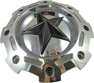 ROCKSTAR By KMC SC-198CHR Custom Wheel Center Cap Chrome (1 CAP) NEW!