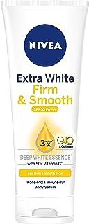 Nivea Extra White Firming Serum SPF33, 180 ml