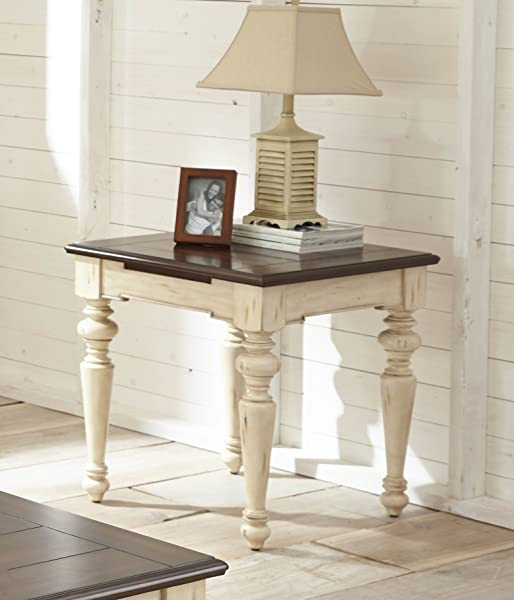 Steve Silver Co Wesley Square End Table