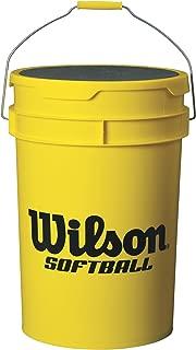 Wilson Softball Ball Bucket