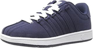 K-Swiss Classic Vintage Textile PS Tennis Shoe (Little Kid)