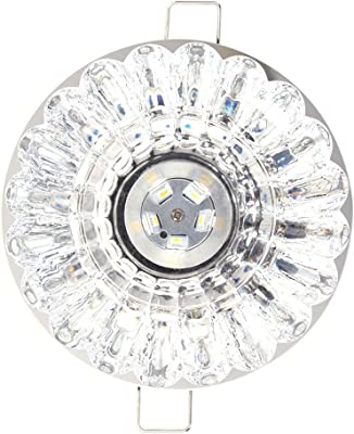 Silverlite 7 28w 5000k 2450lm 120v Cri80 Dimmable Led Light
