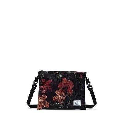Herschel Supply Co. Alder (Tropical Hibiscus) Cross Body Handbags