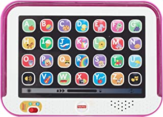 Tablet Smart Laugh and Learn de Fisher-Price Laugh, Rosado