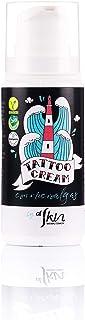 Crema para tatuajes | Crema para reparar hidratar y proteger los tatuajes | Sin derivados del petróleo ni parabenos | Cre...
