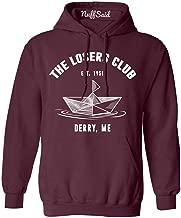 NuffSaid Losers Club Boat Hooded Sweatshirt Sweater Pullover Georgie - Unisex Hoodie