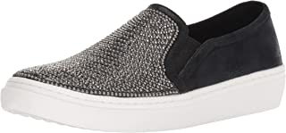 skechers embellished slip on sneaker