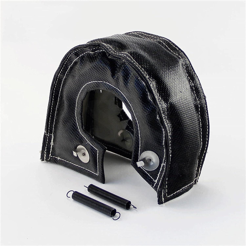 Bujiok T28 T25 T 25 Black Shield Turbo Blanket Direct Finally resale start stock discount Heat Turbocharger
