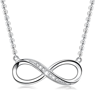 Best infinity necklace price Reviews