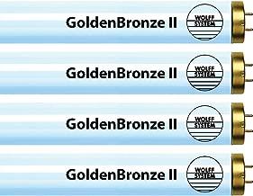 Wolff System GoldenBronze II F71T12 100W Bipin Tanning Bulbs - Intense Bronze (6)