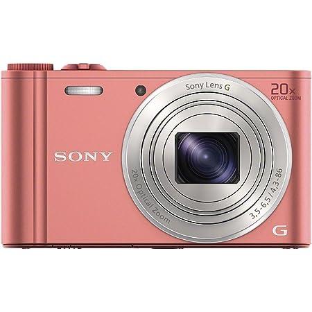 Sony Dsc Wx350 Digitalkamera 3 Zoll Pink Kamera