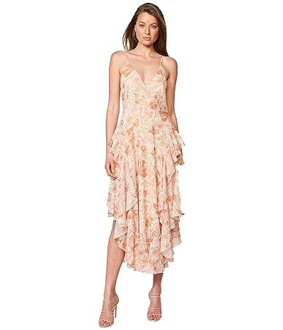 Bardot Rochelle Flutter Dress (Retro) Women