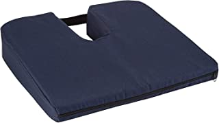 Coccyx Cushion for Lumbar Support, Navy