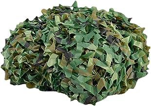 LIXIONG Schaduwdoek Schaduwnet, Outdoor Woodenland Camo Netto Zon Onderdak Auto Cover, Oxford Stof Camouflage Net voor Kid...