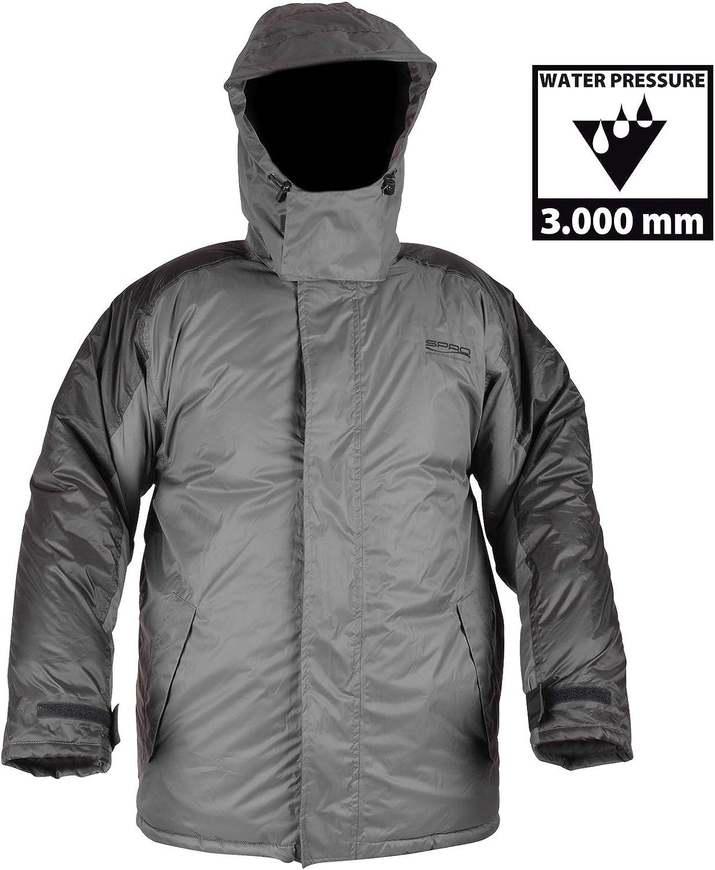 Spro Thermo Winter Jacke Angelbekleidung Jagdbekleidung - Thermal Jacke Gr. L