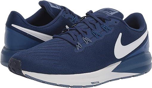 Blue Void/Vast Grey/Gym Blue