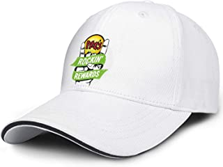 MCWO GRAY Drink Up Bitches Denim Hat Strapback Hat Royalblue