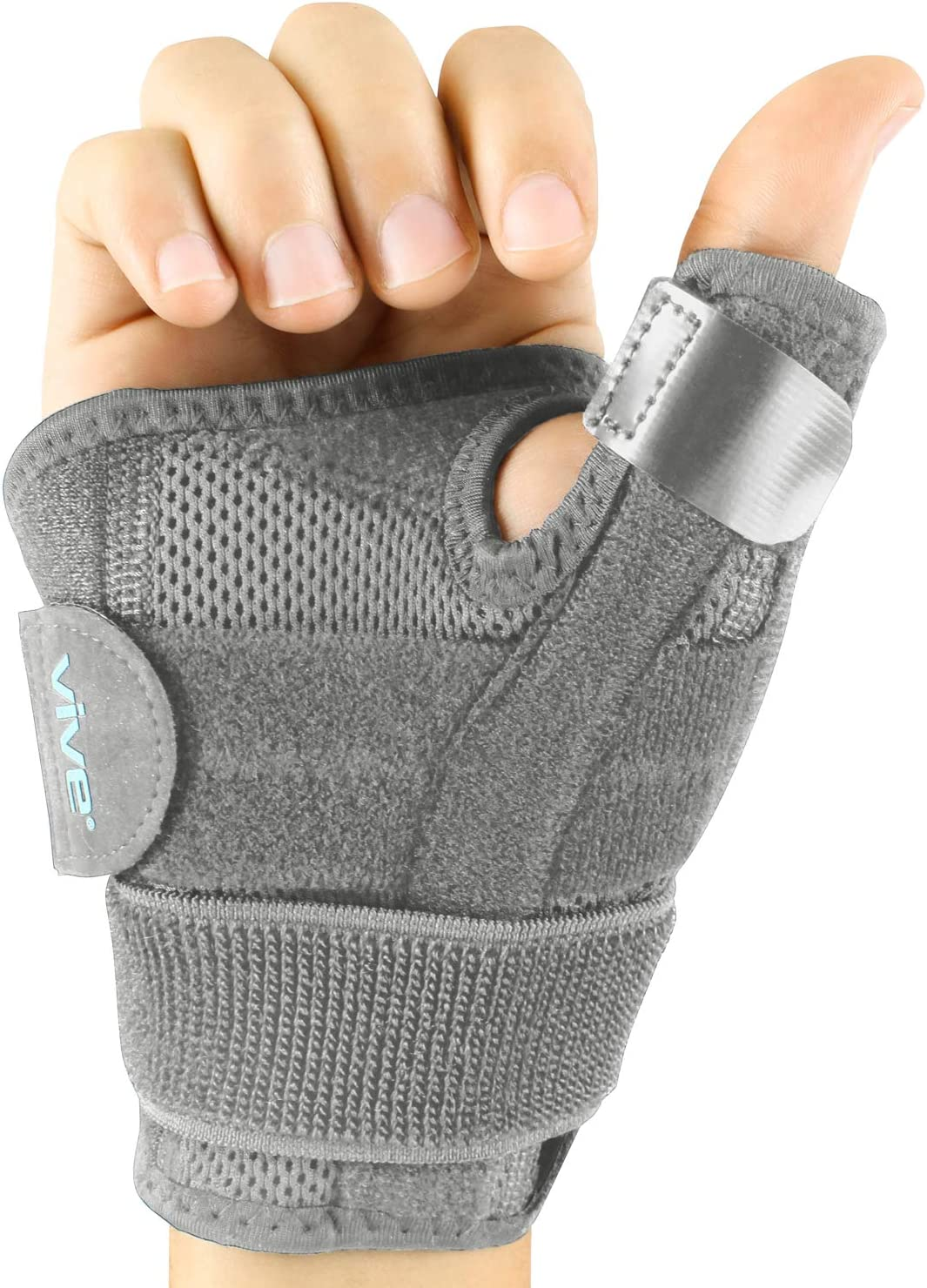 OFFicial Vive Arthritis Thumb Splint - Spica Brace Max 42% OFF for Right and Support