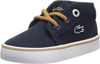 Baby Ampthill Chukka Boot, Navy Canvas, 5. M US Infant