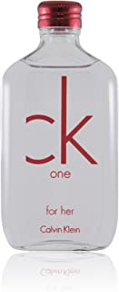 Calvin Klein One Red Edition For Her Eau De Toilette, 100 ml