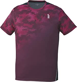 ジープラス(G-plus) ゴーセン テニス バドミントン 試合用 男女兼用 ゲームシャツ 日本ソフトテニス連盟/日本バドミントン協会審査合格品