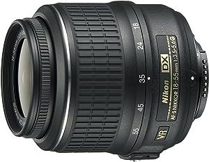 Nikon AF-S DX VR Nikkor Zoom 18-55mm f/3.5-5.6G