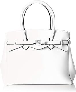 SAVE MY BAG Miss Plus, Bandolera para Mujer, rojo, 34x29x18 cm (W x H x L)
